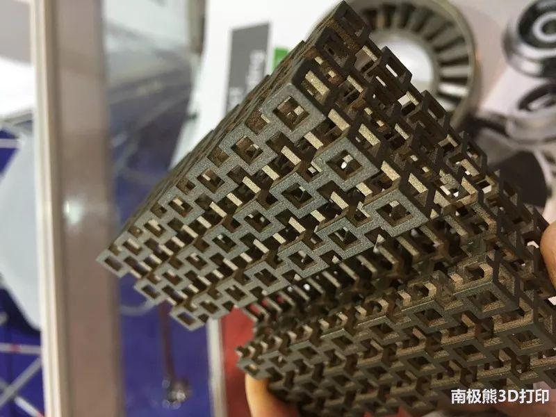 新知图谱, 3D打印先进复合材料